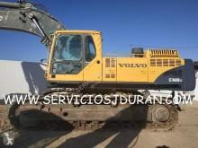 Used track excavator Volvo EC460 BLC
