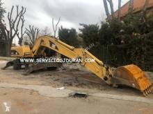 Excavadora Caterpillar M322 C excavadora de ruedas usada
