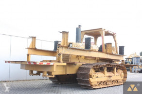 Caterpillar drag line excavator D6E Pipe carrier