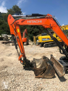 Hitachi ZX65 excavator used