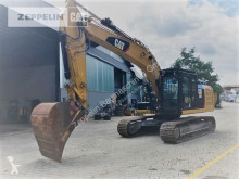 Caterpillar 320EL used track excavator
