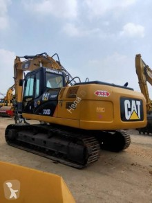 Caterpillar 330D excavator pe şenile second-hand