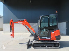 Kubota KX 027-4 used mini excavator