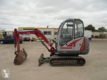 Wacker Neuson 2503 RD used mini excavator