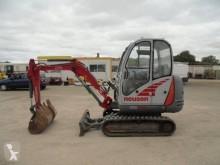 Excavadora Wacker Neuson 2503 RD miniexcavadora usada