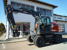 Atlas 175 WSR excavator used