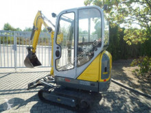 Wacker Neuson ET 16 mini-excavator second-hand