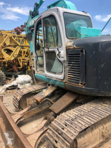 Escavadora Kobelco SK 135 SRLC escavadora de lagartas usada