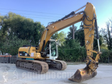 Caterpillar 319D used track excavator