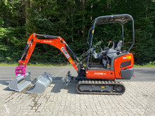 Kubota KX 016-4 used mini excavator