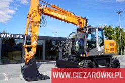 Excavadora Hitachi ZX14-3 ZAXIS 140W-3 , 3 piece boom , q-c , A/C excavadora de ruedas usada