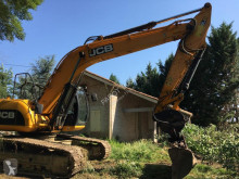 Escavadora JCB JS240 escavadora de lagartas usada