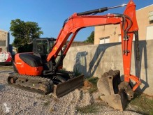 Kubota KX 080-4 mini-excavator second-hand
