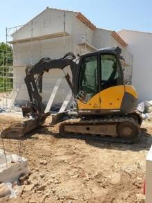 Excavadora Mecalac 6 MCR 6 MCR excavadora de cadenas usada