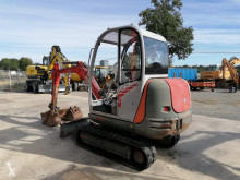 Wacker Neuson 2503 RD mini-excavator second-hand