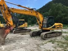 JCB JS240 used track excavator