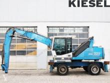 Fuchs MHL320 escavatore per movimentazione usato
