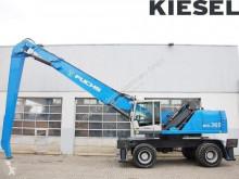 Escavadora escavadora de grifa manutenção Fuchs MHL365 D