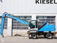 Fuchs MHL331 E used industrial excavator