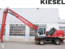 Excavadora Fuchs MHL360 E excavadora de manutención usada