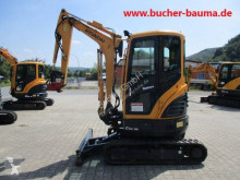 Hyundai R25Z-9A mini-excavator second-hand