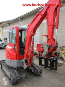 Bobcat E 26 used mini excavator
