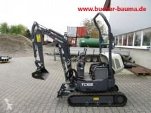 Terex TC 10 used mini excavator