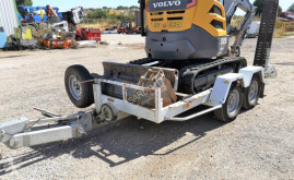 excavadora Volvo ECR 250 AVEC 3 GODETS