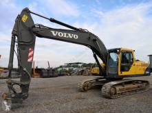 Excavadora Volvo EC 240 BNLC excavadora de cadenas usada