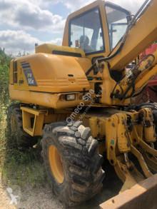 Komatsu PW95R escavatore gommato usato