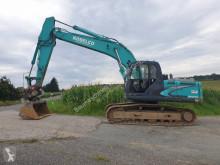 Excavadora Kobelco SK 210-8 excavadora de cadenas usada