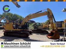 Excavadora Caterpillar 320 EL 23to CE + EPA Top Zustand excavadora de cadenas usada