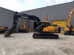 Hyundai HX220 AL used track excavator