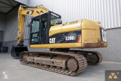 Caterpillar 320DL excavator pe şenile second-hand