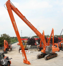 Hitachi zx650lch slf excavator used