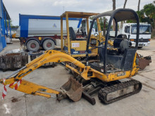 JCB 8018 used mini excavator