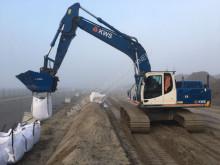 nc track excavator