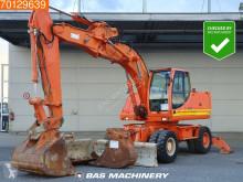 Excavadora Case WX185 excavadora de ruedas usada