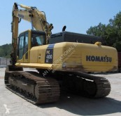 Komatsu PC400LC-8 excavator pe şenile second-hand