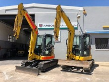 Komatsu PC55MR-3 2017 mini-excavator second-hand
