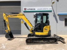 Excavadora Yanmar VIO 57 U 2018 miniexcavadora usada