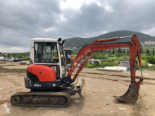Kubota U 35 used mini excavator