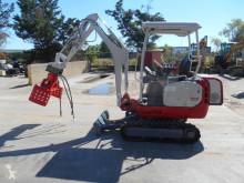 Takeuchi TB216 HYBRID mini-excavator second-hand