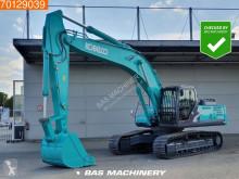 Kobelco SK350 LC -8 New unused - Hammer line used track excavator
