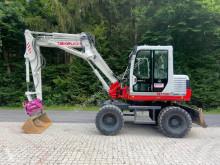 escavadora de rodas Takeuchi