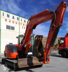 Kubota KX 080-3 used mini excavator