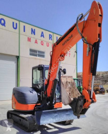 Used mini excavator Hitachi ZX 60 US B-3 CLR