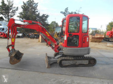 Bobcat E25 mini-excavator second-hand