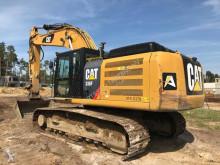 Excavadora Caterpillar 336 F L + Leica GPS system excavadora de cadenas usada
