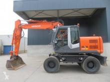 excavadora Hitachi ZX 140 W-3